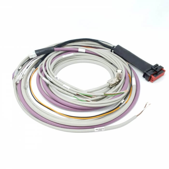 Motor wiring harness for Sevcon Gen4 Size6 on